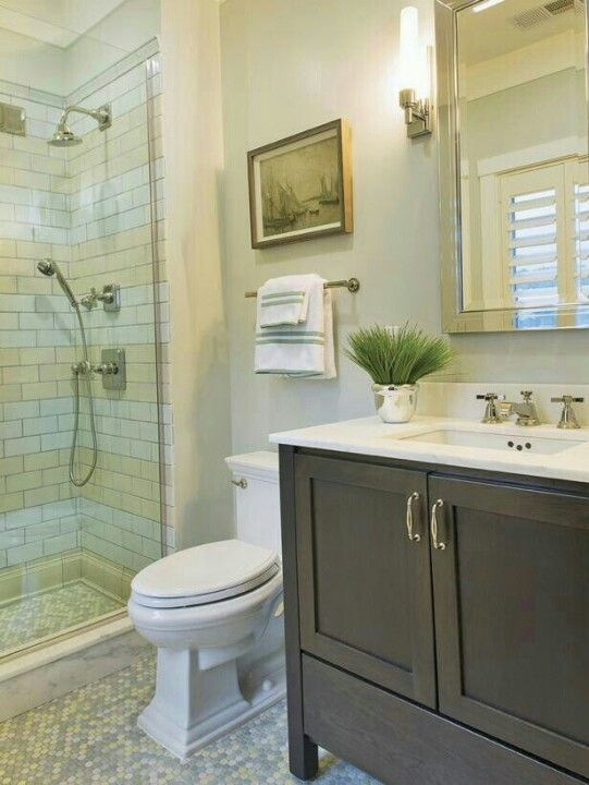 Small Bathroom, Hallway Bathroom