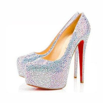 Fabulous!: Dream Closet 3, Wedding 12 12 16, Fashion Style, Clothes Fashion, Dream Shoes, Beautiful Shoes, Glitter Pumps, Pretty Pumps