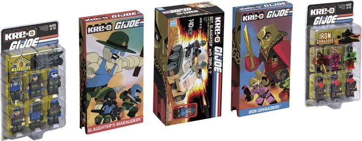 #SDCC2015 Exclusive #Hasbro #GIJoe #KreO Sgt. Slaughter's Marauders Box Set (New Details) http://www.toyhypeusa.com/2015/06/25/sdcc-2015-exclusive-hasbro-g-i-joe-kre-o-sgt-slaughters-marauders-box-set-new-details/ #SDCC15 #SDCC