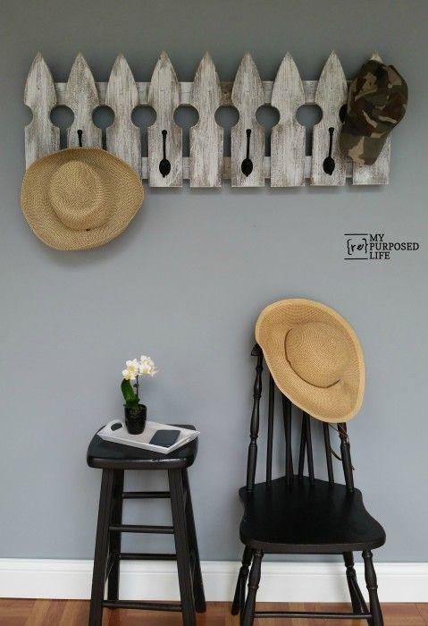 Best 25 Picket Fence Decor Ideas On Pinterest