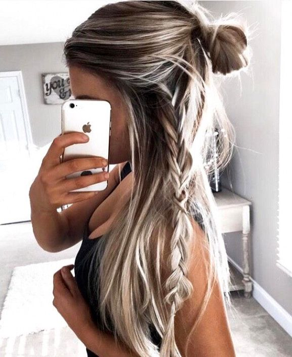 A Little Different Kind If Ombre Hair Styles Long Hair Styles Cool Hairstyles