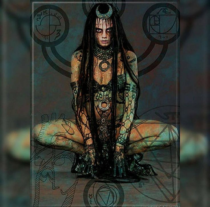 how to draw enchantress from suicide squad
