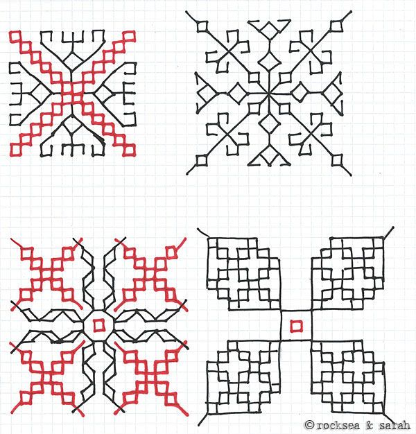 Awesome embroidery hand stitching tutorials.
