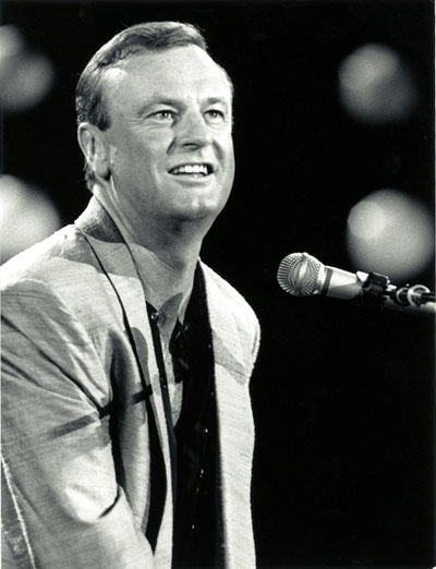 Australian songwriter and entertainer Peter Allen. Born Peter Richard Woolnough, 10 February 1944, Tenterfield, New South Wales, Australia. Died 18 June 1992, San Diego, California, United States.  v@e.