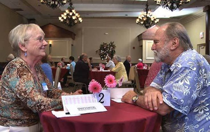 Blog: 'The Age of Love' tackles speed dating for seniors