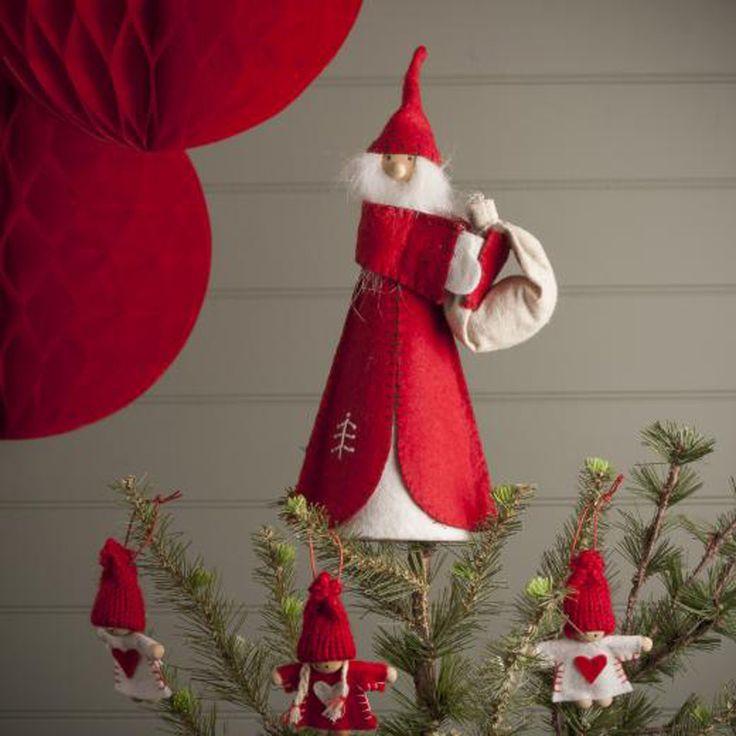 Homemade christmas tree decorations uk for Homemade christmas decorations uk