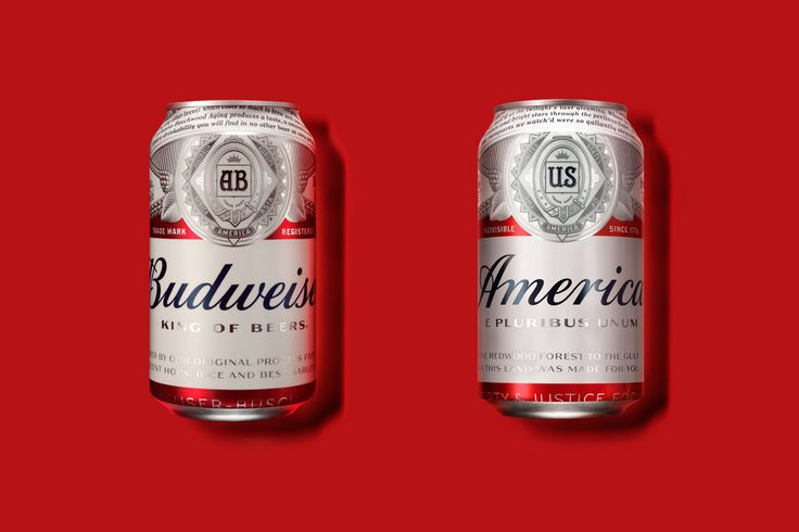 """King of Beers"" will be replaced on cans with ""E Pluribus Unum"" (""Out of many, one""), the words on American currency, among other changes."