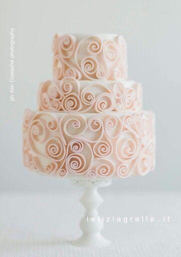 Quilling cake                                                       …