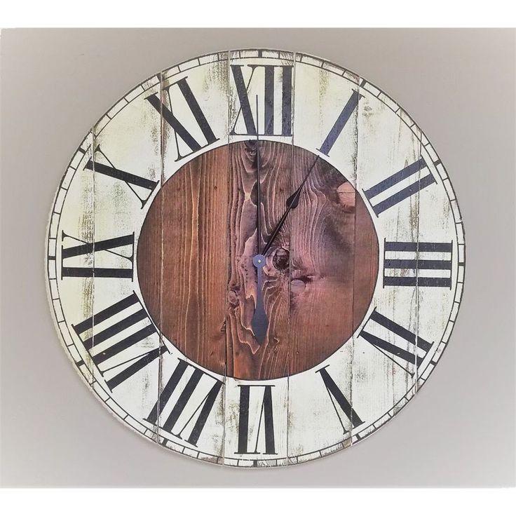 1000 Ideas About Oversized Wall Clocks On Pinterest