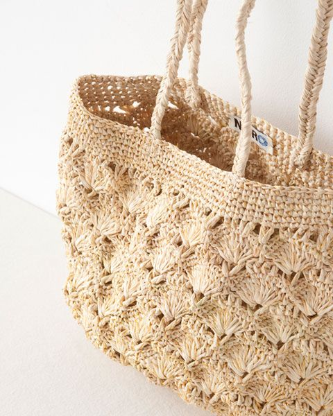 NORO CROCHET BAG-inspiration!