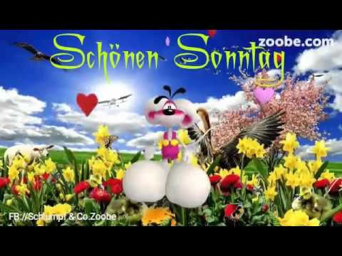 Schönen Sonntag❤ Diddl Maus sonntagZoobe - YouTube