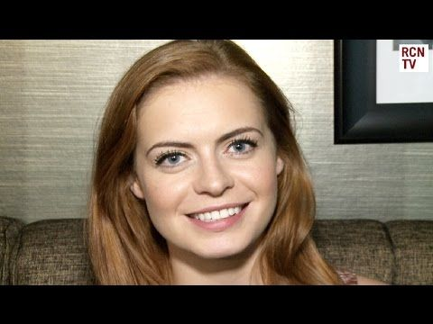 Sophie Evans Interview - YouTube