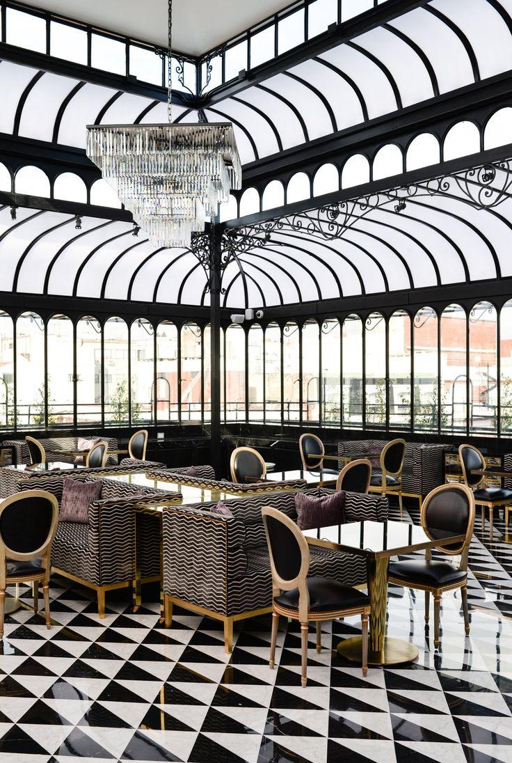 Alvear Palace Hotel, Buenos Aires // Via Stacie Flinner
