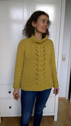 this design was made in collaboration with L'échappée Laine