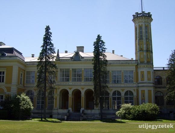 Károlyi-kastély - Füzérradvány, Hungary