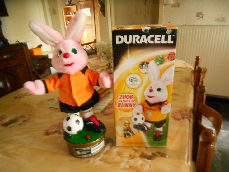 C'est le bon lapin Duracell qui a mis son maillot à l'envers