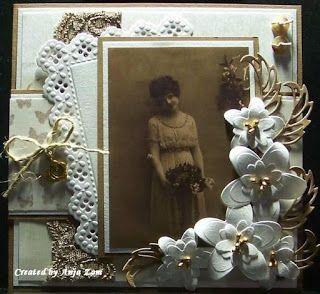 Anja Zom kaartenblog: CraftableRechthoek CR1202.Bloemen zijn ookmet C...