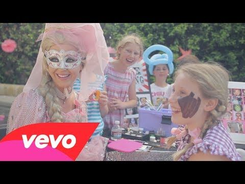 "Katy Perry - Princess Mandee: The Unseen Footage From Katy Perry's ""Birthday"" Music Video - YouTube"