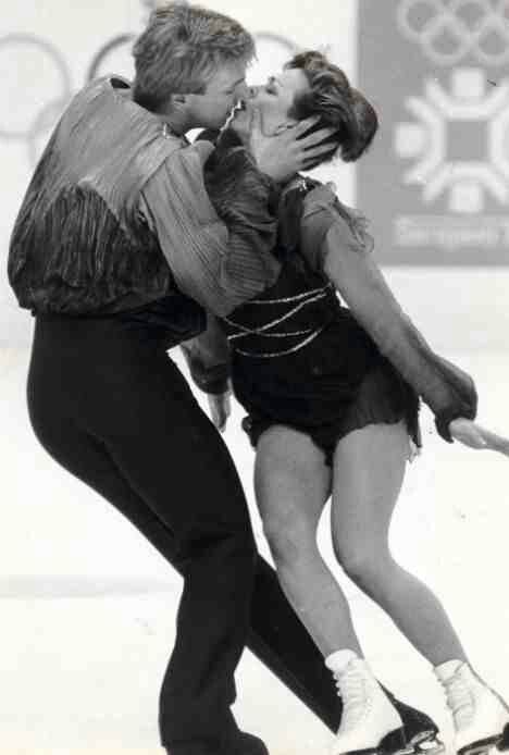 Who can forget the passion and precision of Torville and Dean's Bolero routine from the 1984 Olympics? Pure genius on ice!