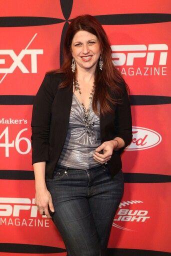 "Rachel Nichols; American Sportscaster/Anchor - CNN/CNN International/Turner Broadcasting - TBS (MLB); TNN (NBA); NCAA Tournament. ""Jump"" on ESPN."
