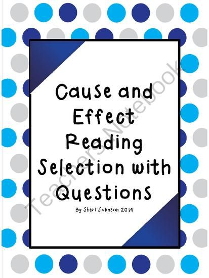 an overview of the causes and effects of reading books An overview of the causes and effects of reading books.