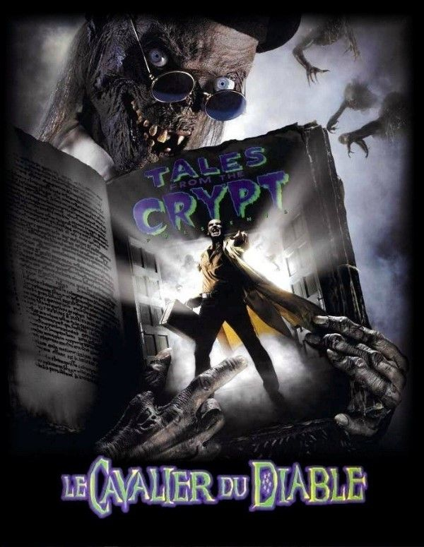 Tales from the Crypt: Demon Knight    Support: BluRay 1080    Directeurs: Ernest R. Dickerson    Année: 1995 - Genre: Horreur / Comédie / Thriller - Durée: 92 m.    Pays: United States of America - Langues: Français    Acteurs: Billy Zane, William Sadler, Jada Pinkett Smith, Brenda Bakke, CCH Pounder, John Kassir, Dick Miller, Thomas Haden Church, John Schuck, Gary Farmer, Charles Fleischer, Tim DeZarn, Sherrie Rose, Ryan O'Donohue, Tony Salome, Chasey Lain, Traci Bingham, Peggy Trentini