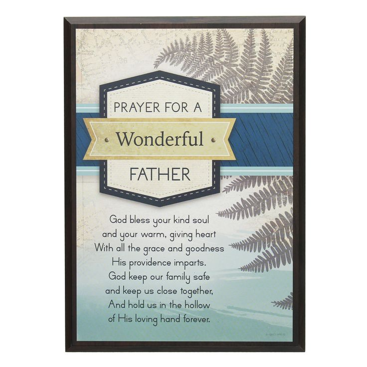 father's day prayer images