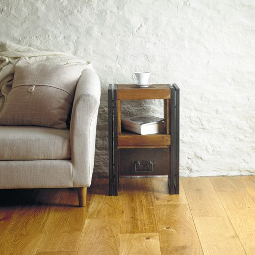 Beautiful Reclaimed Urban Chic Bedside Cabinet - Shop Now. – Chattels