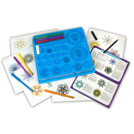 The Original Spirograph Design Set With Markers