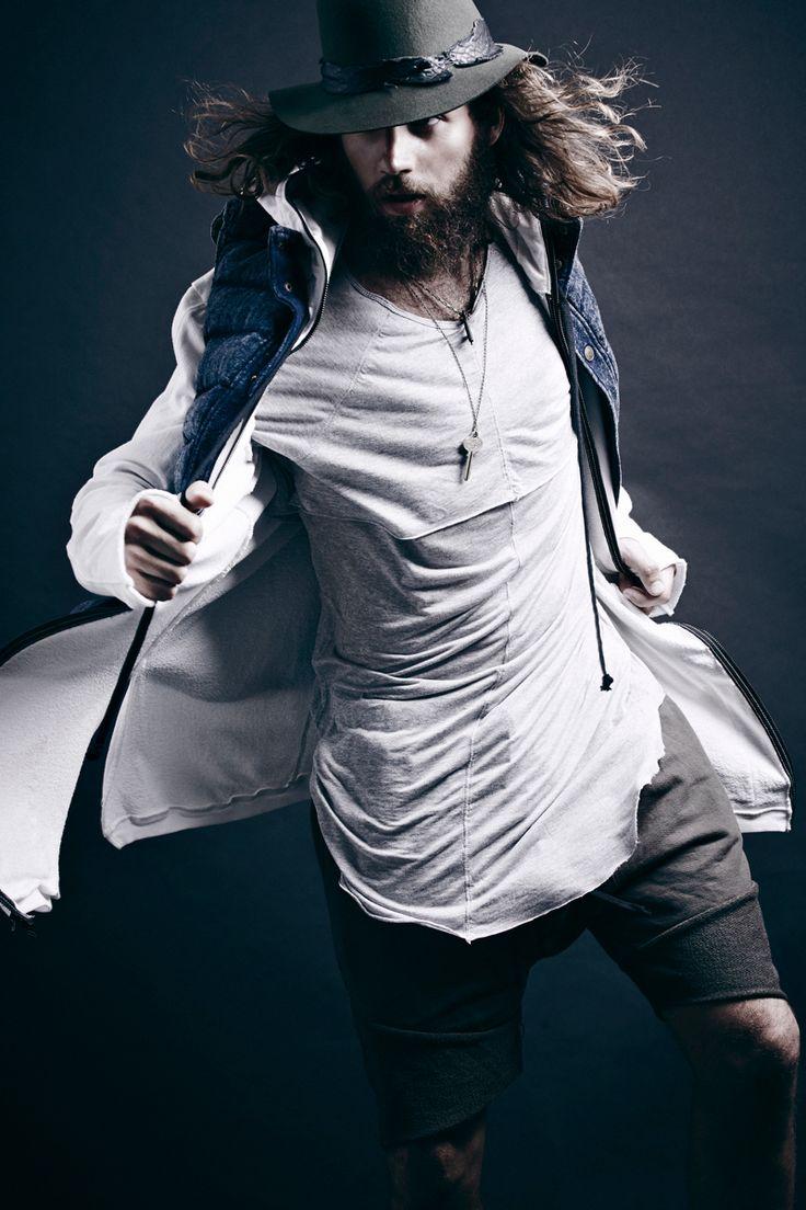 Fashionisto Exclusive: Phil Sullivan by Benjo Arwas image Phil Sullivan Model 012