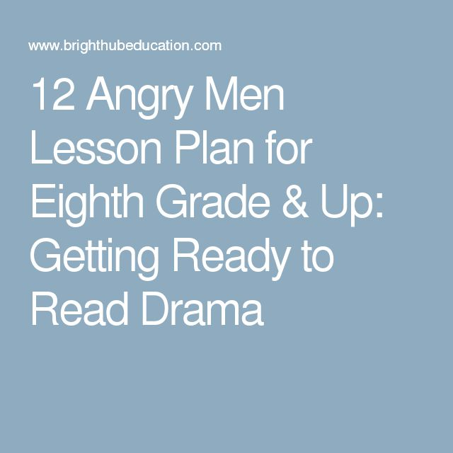 12 angry men characterization plays a Twelve angry men is more than a play, it is a reminder of our social responsibility discuss twelve angry men is a legal drama, written by reginald rose during the heightened period of 1950's mccarthyism.