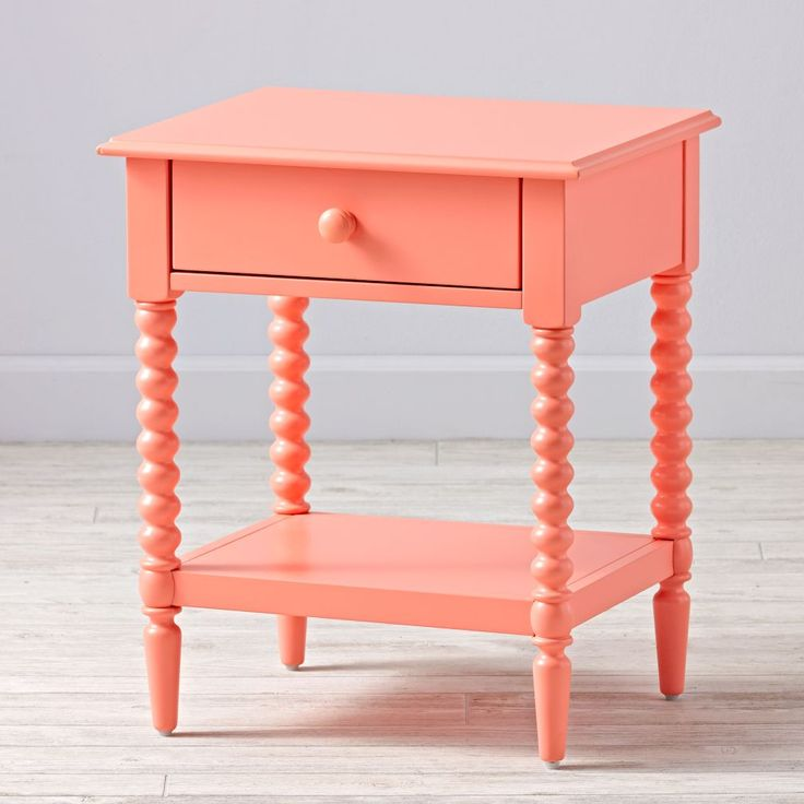 In every shape, style and color, these kids nightstands are the perfect compliment to your kids room!