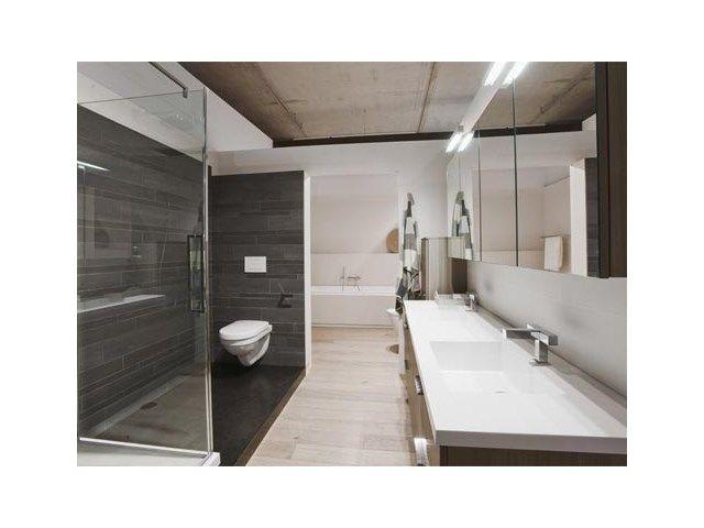 Salle de bains • intérieur modern • www lambrechts eu fr livios