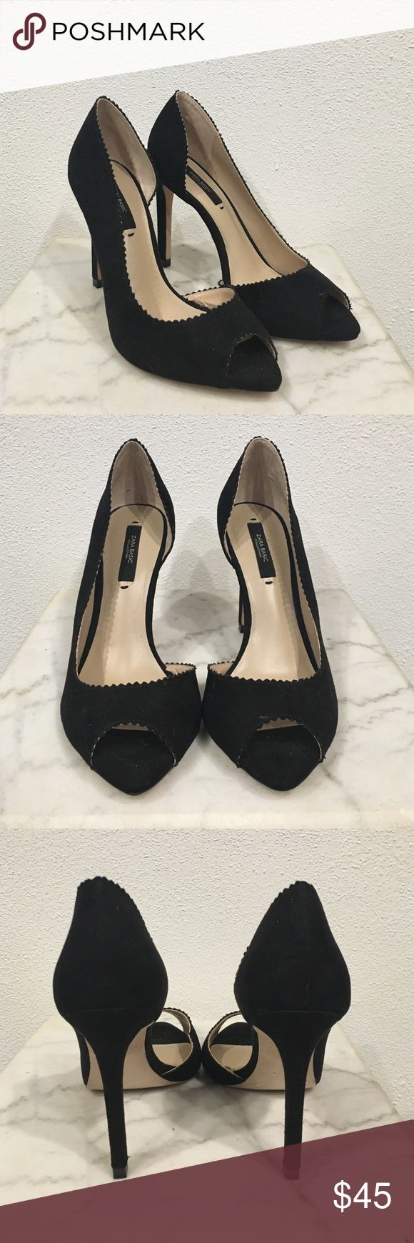 🎉THANKSGIVING SALE🎉 Zara heels New with tags. Size: 37 No trades. 0802. Zara Shoes Heels