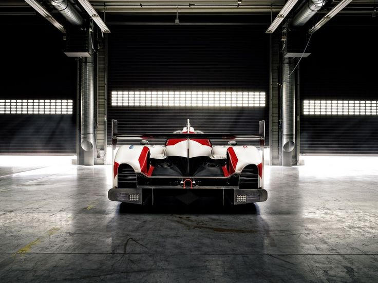 The TS050 Is The Toyota Hybrid Worth Having A Poster Of On Your Wall