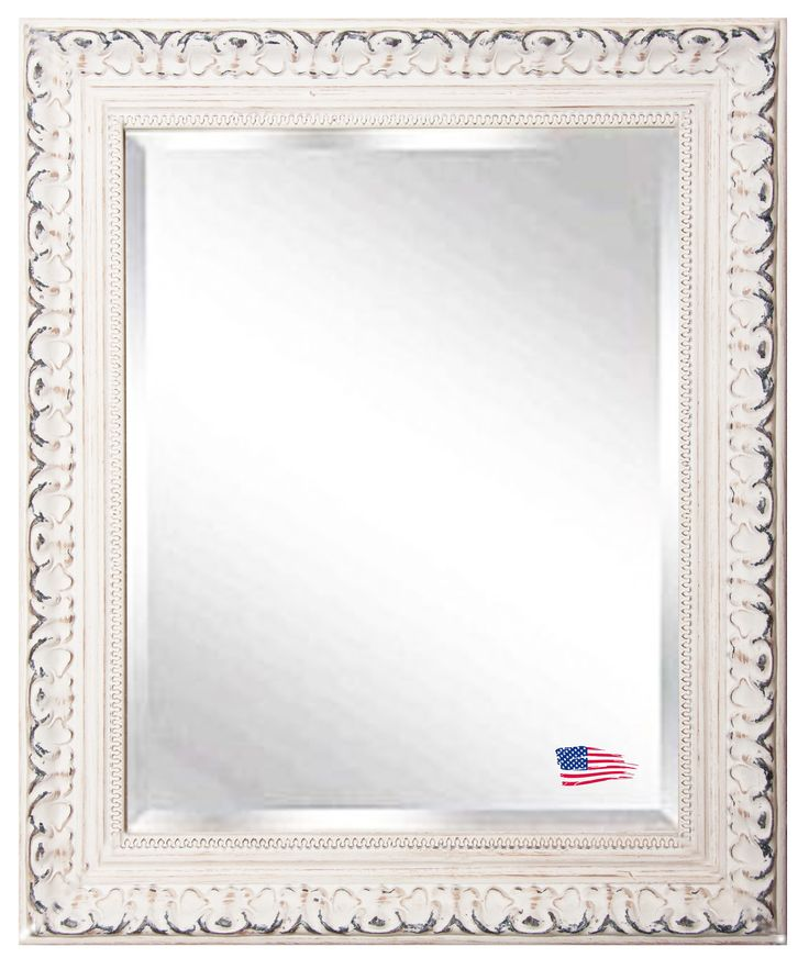 2- 36 x 30 = $610 Rayne Mirrors Jovie Jane French Victorian Wall Mirror & Reviews | Wayfair