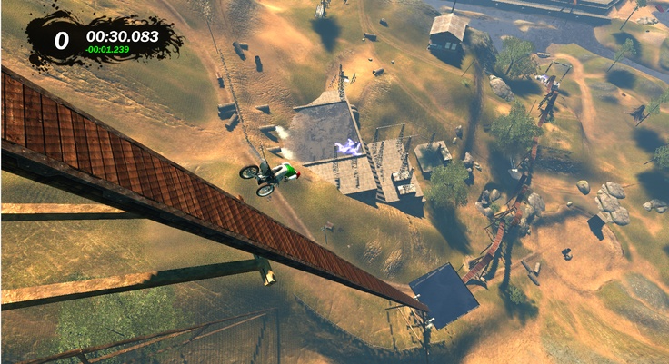 Trials Evolution: Himmelssturz