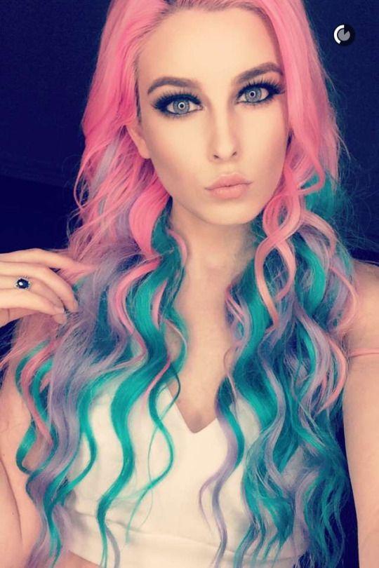 """Képtalálat a következőre: """"colorful hair"""""""