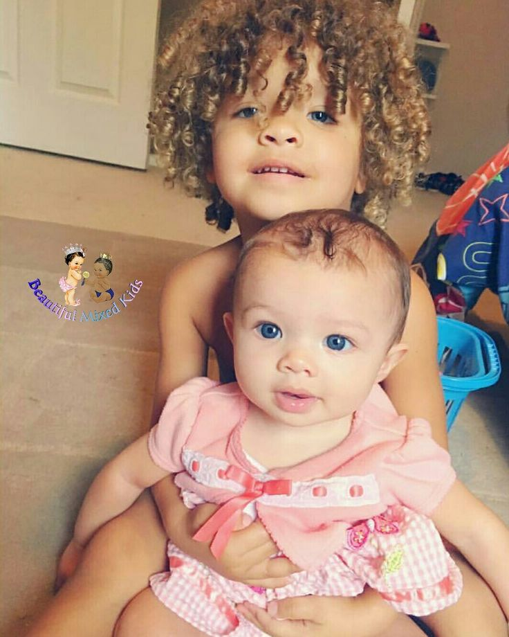 Ella Anderson - 5 Months & Ryder Anderson - 3 Years • African American & Caucasian ❤❤