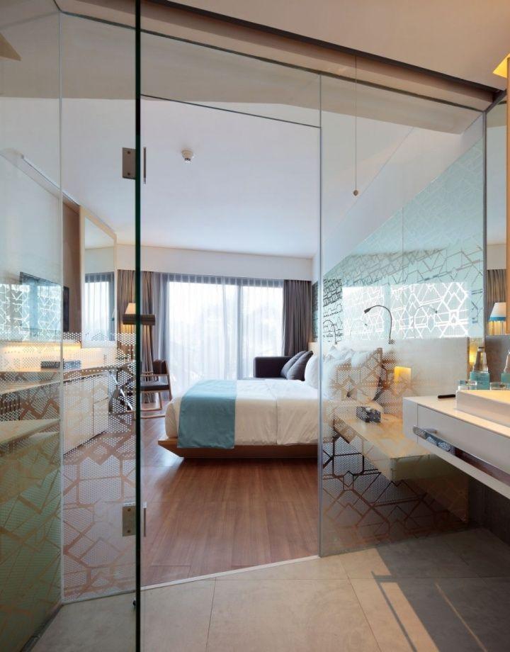Ize do hotel por Studio TonTon, Seminyak, Indonésia Bali hotéis e restaurantes