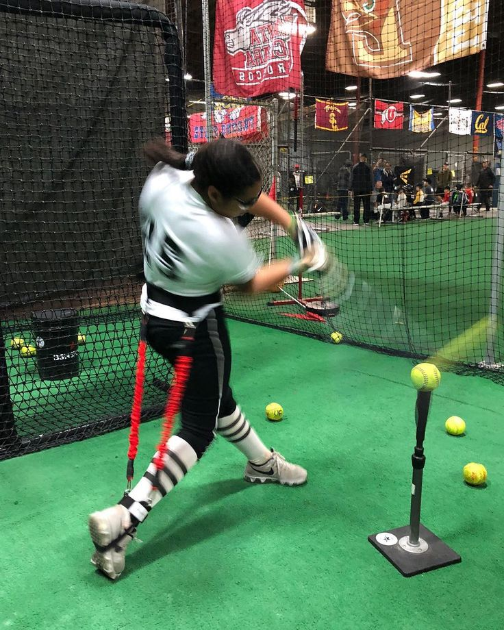 Pin by Riley Tippitt on Softball Softball training, Gym
