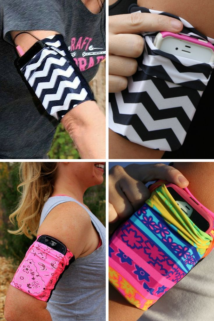 Cell Phone Armband fits most phones! No need to take off case, doesn't slip! Get it at speedzter.com: Cell Phone Case Diy, Fitness Diy, Cell Phone Holder, Chevron Pattern, Fitness Exercise, Phone Arm Band, Armband Fits, Cell Phone Cases Diy