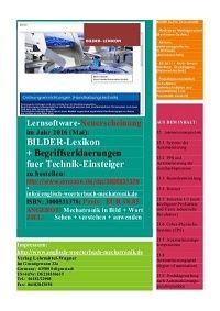 2017 im Rampenlicht: CD-ROM-Lernhilfe fuer die Mechatroniker-Ausbildung