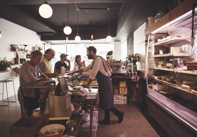 The Stinking Bishops Gourmet Cheese Shop Opens on Enmore Road, Newtown | Broadsheet Sydney - Food & Drink - Broadsheet Sydney