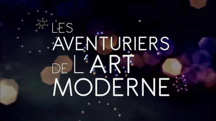 Les aventuriers de l'art moderne - Générique par pianina & papace. http://pianina-papace.com/