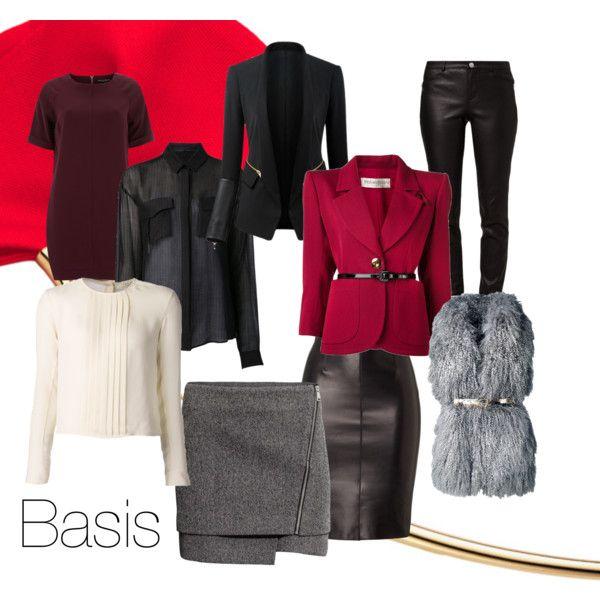 """Begin bij de basis..."" by antoinette-styling on Polyvore"