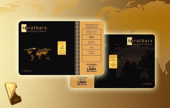 Karatbars International is a Company based in Stuttgart, Germany. The specialise in gold bars in small units of 1g, 2,5g and 5g. Their business model is a unique affiliate program that is available world vide.