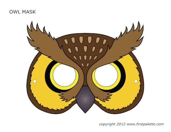 17 best images about kids printable halloween masks on for Make your own halloween mask online