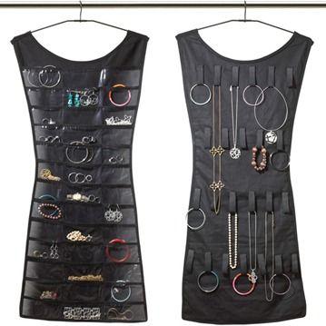 Smyckesförvaring - Little Black Dress. snyggt och smart