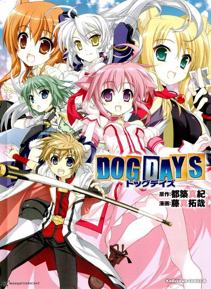 Dog Days Phim hoạt hình, Công chúa, Hoạt hình
